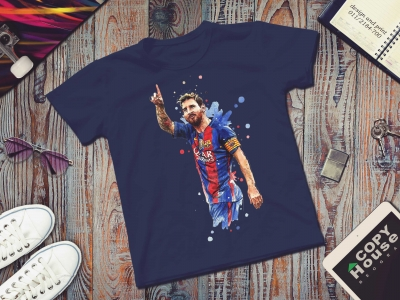 MESSI-PAINTING
